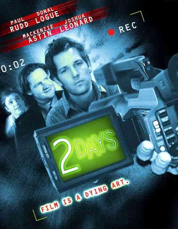 2 DAYS BY RUDD,PAUL (DVD)
